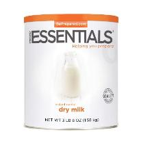 Dry Milk by Emergency essentials (previously provident pantry)