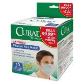Antiviral face mask kills 99.99% of tested influenza viruses