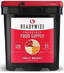 Ready Wise Freeze dried Fruit