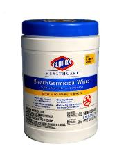 Germicidal wipes