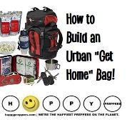 how to build an urban get home bag