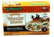 WonderMeals - chicken in bone