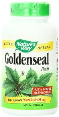 Goldenseal  is an immunity booster