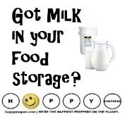Got Milki in your Food Storage?