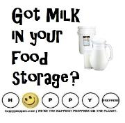 Got Milk in your Food Storage?