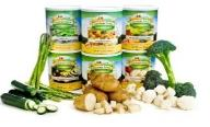 Saratoga Farms - Emergency Food Gourmet Veggies
