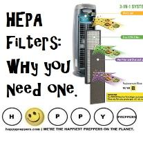HEPA filters and why you need one