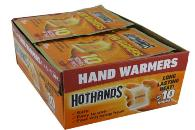 Handwarmers will help you winterize your car