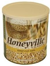 Honeyvill steel Cut Oats