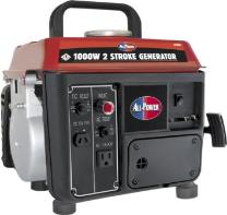 Inexpensive portable generator All Power
