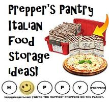 Doomsday Preppers Pantry