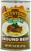 Keystone Ground Beef