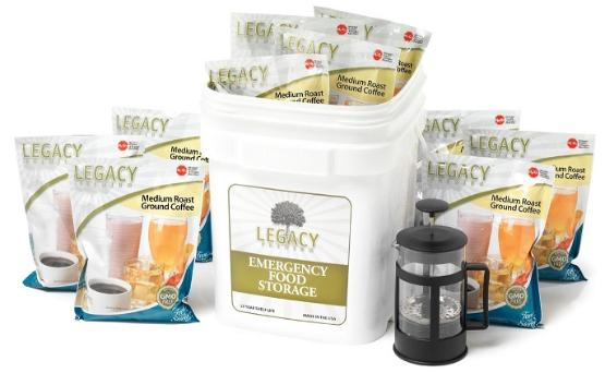 Survival Coffee: Legacy Coffee