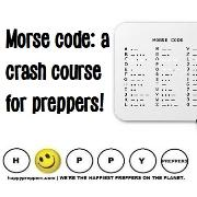 Morse Code a Crash Course for Preppers