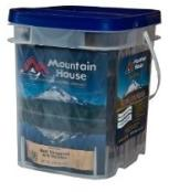 Mountain House bucket