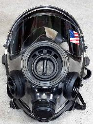 NBC NATO gas mask
