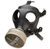 Affordable NBC gas mask under $50 delivered!