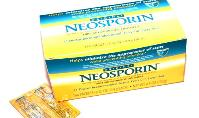 Neosporin packets