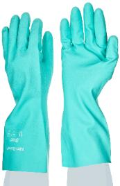 Long Nitrile gloves