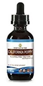 Organic California Poppy