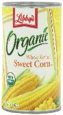 Organic corn for preppers