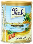 Whole Milk Powder by Peak