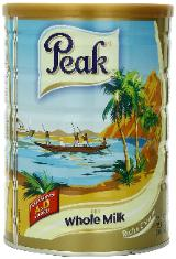 Peak Whole Milk Powder