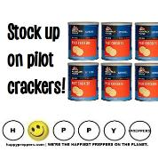 Ten reasons to stock up on pilot crackers