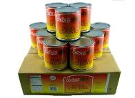 Yoder's pork chunks  bulk canned pork