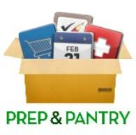 Prep and Pantry app