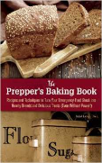 Prepper's baking book