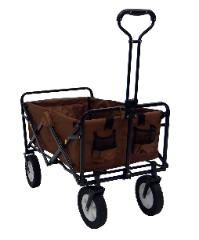 this prepper cart will haul your finds from Costo