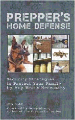 Prepper's home defense book