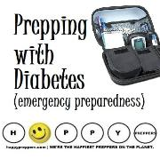 Prepping with Diabetes (Emergency Preparedness)