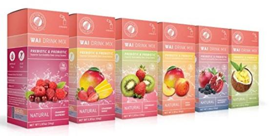 Probiotic Food Storage: Wai Drink Mix
