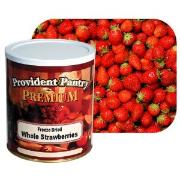 Provident Pantry freeze dried strawberries