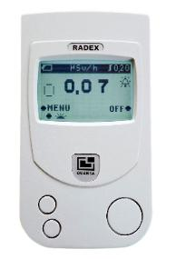 RADEX geiger counter