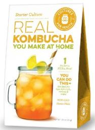 Make real kombucha at home