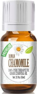 Roman Chamomile blend with jojoba oil