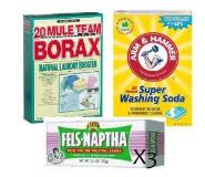 Borax Laundry kit