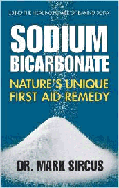 Sodium Bicarbonate ~ Nature's first aid remedy