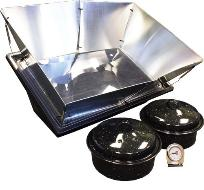 Solavore Combo oven - complete kit