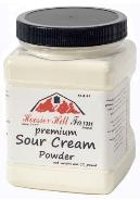 Hoosier HIll sour cream powder