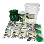 Seed sprouting kit