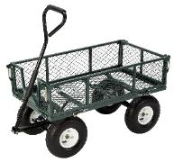 This cart is good for homesteading or survival!