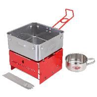 Sterno cooking kit