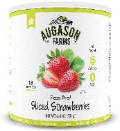 Augason Farms #10 can Freeze Dried Strawberries