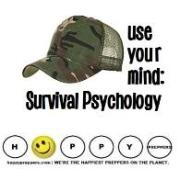 Prepping and survival psychology
