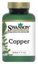 copper dietary supplement
