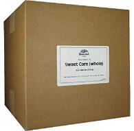 Sweet Corn emergency food storage